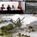 Las mineras se beben el agua de 11.9 millones de mexicanos al año, dice estudio; 60% son canadienses