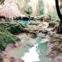 Actividad sísmica desvió el cauce del río que alimentaba las cascadas de Agua Azul