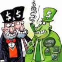 La lógica perversa del capitalismo verde